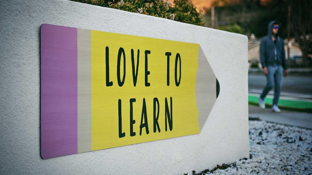 ralden - curtir aprendizado